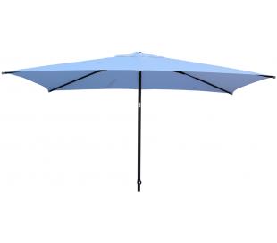 Maffei Kronos parasol i polyester og aluminium 200 x 300 cm - Hvid