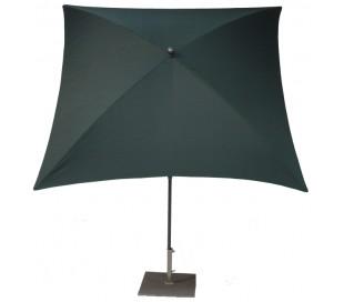 Maffei Kronos parasol i polyester og stål 200 x 200 cm - Grøn