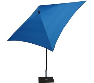 Maffei Kronos parasol i polyester og stål 200 x 200 cm - Himmelblå