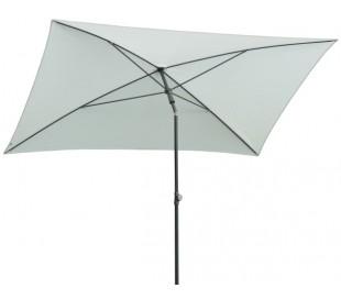 Maffei Kronos parasol i polyester og stål 240 x 150 cm - Natur