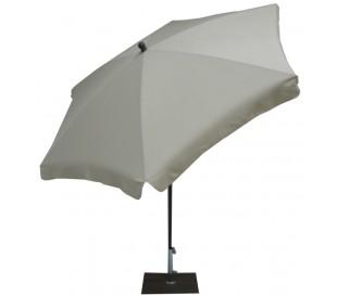 Maffei Mare parasol i polyester og stål Ø250 cm - Natur