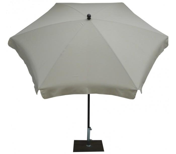Maffei mare parasol i polyester og stål ø250 cm - natur fra maffei på lepong.dk
