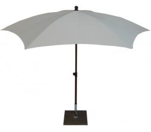 Maffei Madera parasol i polyester og aluminium Ø280 cm - Natur