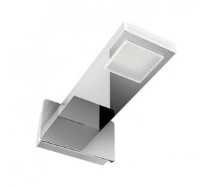 PARAGNA Badeværelseslampe med LED - Krom