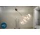 DRYLIGHT S24 Udendørs lysekrone Ø106 cm 72W LED - Klar