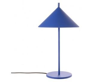 Bordlampe i metal H48 cm 1 x E14 - Koboltblå