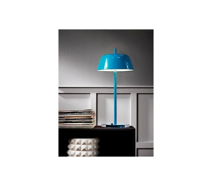 selected by lepong Nordlux amber bordlampe - koboltblå fra lepong.dk