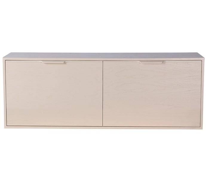 Modul B kabinet med 2 skuffer B100 cm - Sand