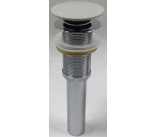 Ideavit Pop-Up Bundventil 290179 - Mat lysegrå