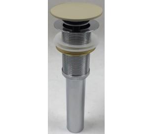 Ideavit Pop-Up Bundventil 290181 - Mat lys beige