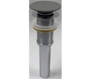 Ideavit Pop-Up Bundventil 290180 - Mat mørkegrå