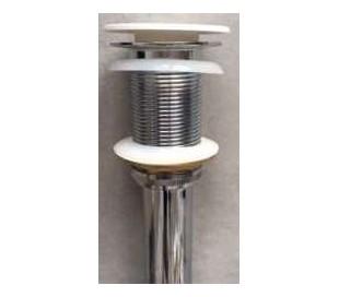 Ideavit Pop-Up Bundventil 281148 - Mat hvid