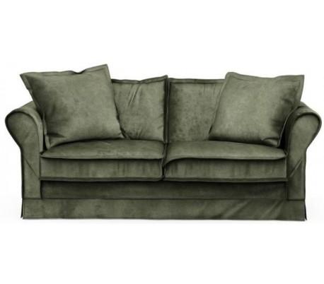 Carlton 2,5 personers sofa i velour B181 cm – Efeu