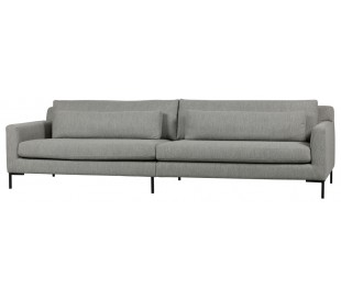 Hang Out 4-personers sofa i polyester B282 cm - Grå