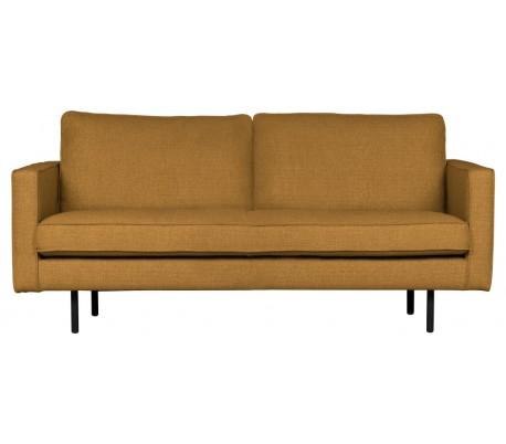 2,5-personers sofa i polyester B190 cm – Fudge