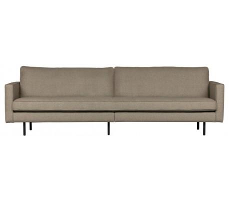 3-personers sofa i polyester B277 cm – Melange