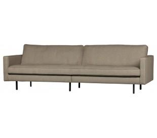 3-personers sofa i polyester B277 cm - Melange