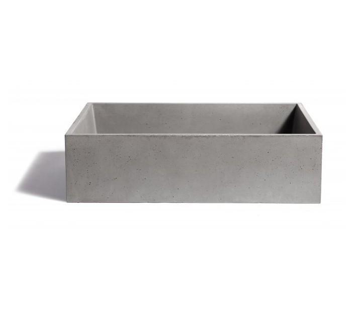 Håndvask til bord 58 x 38 cm – Beton – pris 4799.00