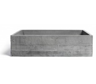 Håndvask til bord 58 x 38 cm - Beton