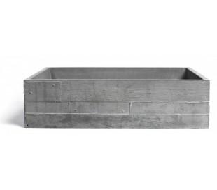 Håndvask til bord 58,5 x 38,5 cm - Beton