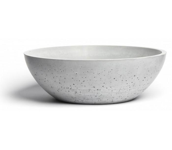 Håndvask til bord ø40 - beton fra selected by lepong på lepong.dk