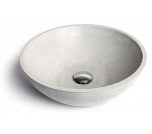 Håndvask til bord Ø40 - Beton