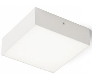 Larisa SQ Plafond 17 x 17 cm 15W LED - Hvid
