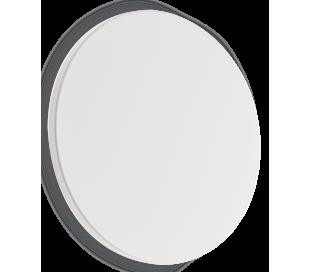 AP 15 rund væglampe i aluminium Ø15 cm 1 x 9W LED - Mat hvid