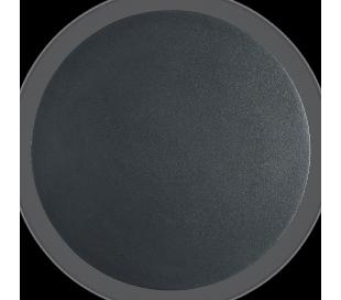 AP 20 rund væglampe i aluminium Ø20 cm 1 x 11W LED - Mat sort