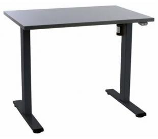 EP Home hæve sænkebord 90 x 60 cm - Sort/Antracit