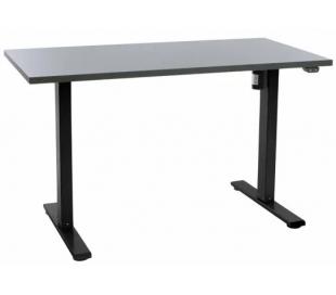 EP Home hæve sænkebord 120 x 60 cm - Sort/Antracit