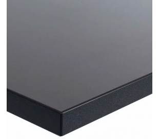 EP 6000 Hæve sænkebord 160 x 80 cm - Alu/Antracit