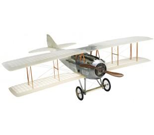 Authentic Models Vintage Fly 76 x 60 cm - Poleret sølv/Hvid