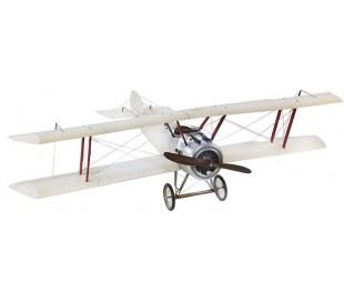 Authentic Models Vintage Fly 150 x 102 cm - Poleret sølv/Hvid