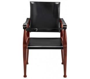 Authentic Models Spisebordsstol H89 cm - Honningbrun/Sort