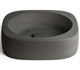 Håndvask til bord 40 x 40 cm - Beton