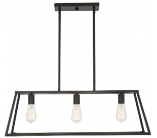 Denton 3 Loftlampe 81 x 30 cm - Antik bronze