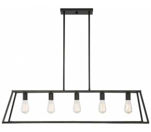 Denton 5 Loftlampe 112 x 30 cm - Antik bronze