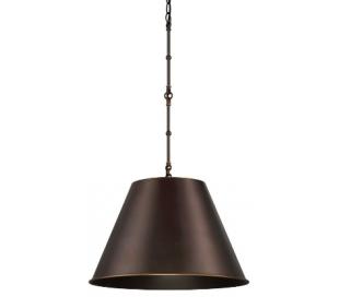 Alden 1 Loftlampe Ø46 cm - Antik bronze