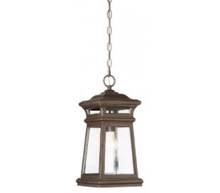 Taylor 1 Loftlampe 21 x 21 cm - Antik bronzeguld/Klar