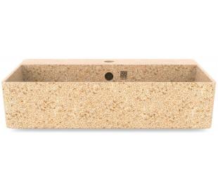 Woodio håndvask 60 x 40 cm ECO - Natural aspen