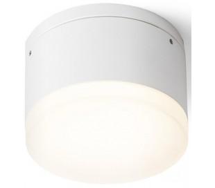 ORIN R Badeværelseslampe spot 10W LED - Hvid/Satineret