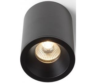 EILEEN Badeværelseslampe spot 1 x GU10 - Sort