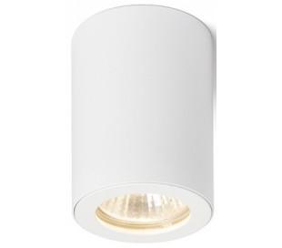 LOLA Badeværelseslampe spot Ø6,5 cm 1 x GU10 - Hvid