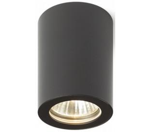 LOLA Badeværelseslampe spot Ø6,5 cm 1 x GU10 - Sort