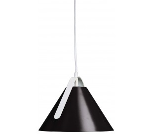 Diversity loftlampe Ø28 cm 1 x E27 - Hvid/Sort