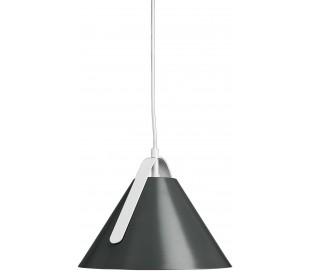 Diversity loftlampe Ø28 cm 1 x E27 - Grå/Hvid