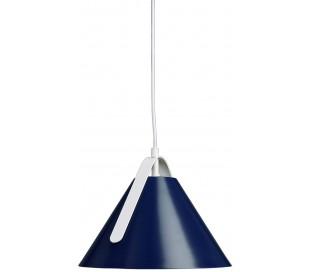 Diversity loftlampe Ø28 cm 1 x E27 - Blå/Hvid