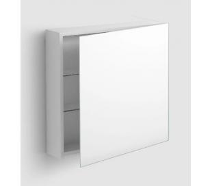 MATCH ME spejlskab 70 x 70 cm - Hvid/Klar
