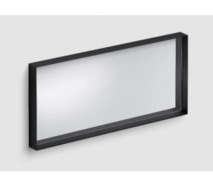 LOOK AT ME vægspejl 110 x 50 cm - Mat sort